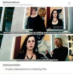 self medicating - THG (The Hunger Games) Haymitch quote Divergent Hunger Games, Hunger Games Memes, Hunger Games Fandom, The Hunger Games, Hunger Games Catching Fire, Hunger Games Trilogy, Percy Jackson, I Volunteer As Tribute, Jenifer Lawrence