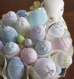 Creative easter egg decorating ideas. | Handmade website