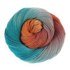 Pakokku Sock Yarn - Bigger on the Inside by intothewhirled