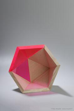 THE WOOD COLLECTOR | wood geometric | Tumblr