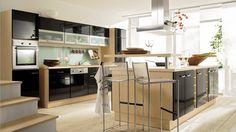 cozinha 02 - moderna com toques suaves