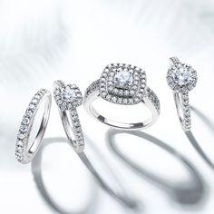 2c5ca6f54 Tolkowsky Diamond Jewellery - Diamond Rings - Ernest Jones