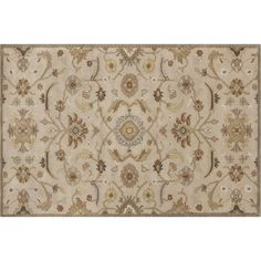 Aldo Natural Rug in All Rugs | Crate and Barrel