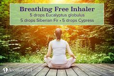 Aromatherapy Inhalers for Sleep, Sinus Infection, Anxiety Essential Oil Inhaler, Essential Oils, Ohana, Sinus Drainage, Sinus Infection Remedies, Types Of Herbs, Health And Wellbeing, Natural Living, Aromatherapy