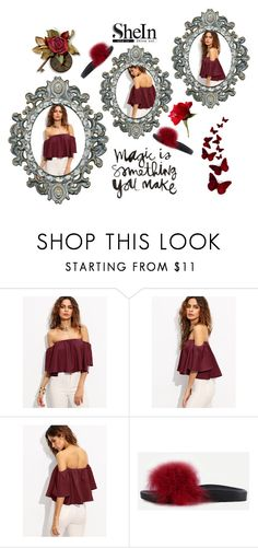 """""""Shein contest"""" by adancetovic ❤ liked on Polyvore"""