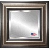 Smoked Black, American Made Wall Mirror available for drop ship. Drop shipping made easy, just transfer customer orders and shipment details direct to the manufacturer for an easy drop ship option. Cheap Wall Mirrors, Silver Wall Mirror, Mirror Work, Mirrored Furniture, Furniture Arrangement, Real Wood, American Made, Antique Silver, Make It Simple