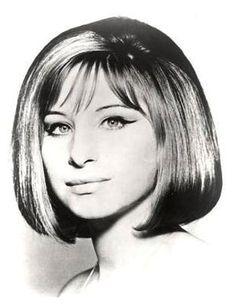 Barbra Streisand - hate her politics, love her look and adore her voice!