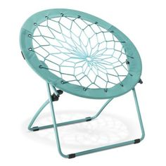 re bungee chair not really in love with this color but love the chair - Light Blue Desk Chair