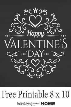 Valentines Day Sign Free Printable