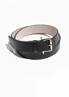 & Other Stories | Leather Belt