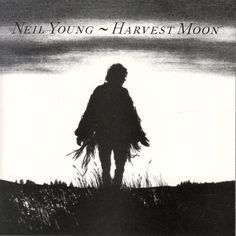 Album covers: neil young harvest moon