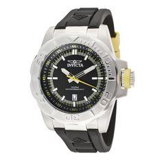 Invicta Men's 12160 Pro Diver Black Dial Black Polyurethane Watch Invicta. $84.99. Save 88%!