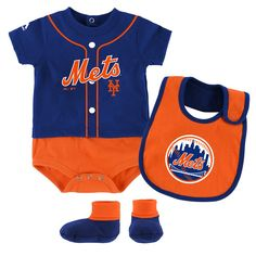 New York Mets Toddler T-Shirt Watching With Grandpa