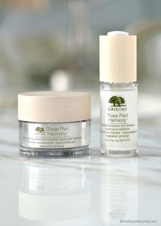Renew, Repair, and Restore with Origins Three Part Harmony