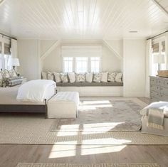 master bedroom picture steely light blue bedroom walls wide plank rustic wood 12312