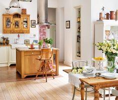 Hangulatos nyaralóház a Balaton-felvidéken - Lakáskultúra magazin Matthew Perry, Zara Home, Interior Design, Table, Furniture, Vintage, Home Decor, Madness, Nest Design