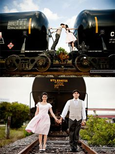 would have to do in Kingmond or find closer place with train we'd be allowed to do this with!