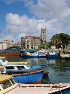 Bridgetown, Barbados - I have been here. Wonderful place to visit.
