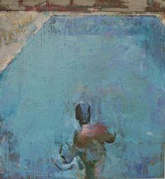 "Saatchi Online Artist: christos tsimaris; Oil 2013 Painting ""balabas"""