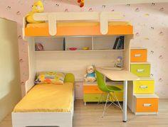 emeletes+ágy+szoba+gyerekszoba+polc+fiók+szekrény+asztal+felújítás+tároló+tanulás+játék-9-2015-otthon+ötlet.jpg (800×610)