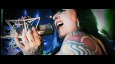 The Diabolic Tiger Queens - Cherry Pie [Official Music Video]