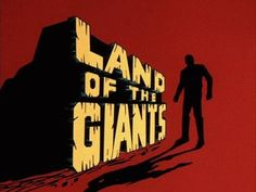 Land of the Giants: this sci-fi show ran on tv at the end of the 60s. I only vaguely remember being fascinated by the humans who were stranded on an earth like plant where everything including the indigenous 'humans' was 12 times as large. Tiny, the heroes spent their time evading the Giants and trying to survive. I remember the sets were full of giant size everyday objects which became insurmountable obstacles. It only lasted two seasons - I guess the sets were cost prohibitive...