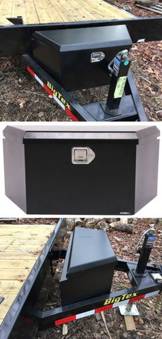 92 best vehicles images on pinterest campers, camper trailers and  the tool box mounts to your a frame trailer and provides additional storage space for