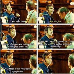 Doctor Who David Tennant - The next doctor