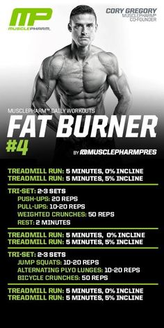 Fat burner #workout