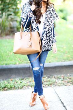 Cozy Knit Cardy