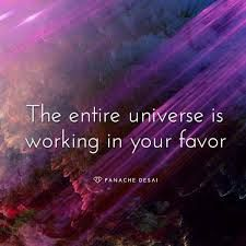 Image result for universe brought me to you