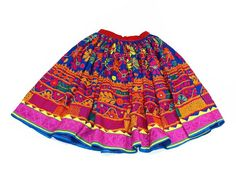 Gypsy Rabari Skirt Vintage Banjara Skirt by maharajacraftbazar