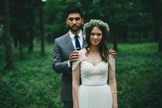 Photographer Feature: Flower-filled bohemian wedding by Alec Vanderboom - Wedding Party