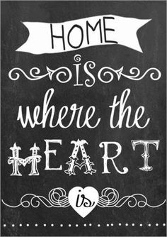 Poster 60 x 80 cm: Home is where the heart is von GreenNest – hochwertiger Kunstdruck, neues Kunstposter Siehe mehr unter http://www.woonio.de/p/poster-60-x-80-cm-home-is-where-the-heart-is-von-greennest-hochwertiger-kunstdruck-neues-kunstposter/
