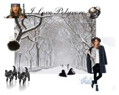 """I love Polyvore"" by gesray ❤ liked on Polyvore featuring art"