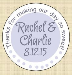 custom wedding stickers personalized wedding labels wedding favor