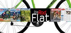 🚲 Habt ihr es schon gesehen? Wir haben eine neue Lese-Flat bei United Kiosk: Die Rad Flat 🚲
