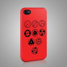 Naruto: Design 5 iPhone and Samsung Phone Case