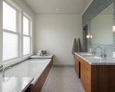 Bathroom Design -  narrow bathroom