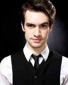 """My date is Brendon Urie. Let's pretend his """"wife"""" doesn't exist for now."""