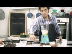 Chef Chris Carpentier - ¡Hornéalo! - Nuevo Cheesecake - YouTube