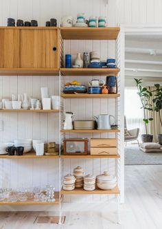 VINTAGE & CHIC: decoración vintage para tu casa · vintage home decor: Una casa 100% escandinava ¡en Australia! · A scandinavian styled home ...