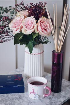The Ritual of Yalda Rosa Rose, Diffuser, Deer, Vogue, Navy, Interior, Plants, Pink, Beauty