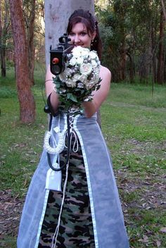 The 94 best Camo wedding dresses images on Pinterest | Alon livne ...