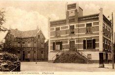 Het stadhuis van Lichtenvoorde.