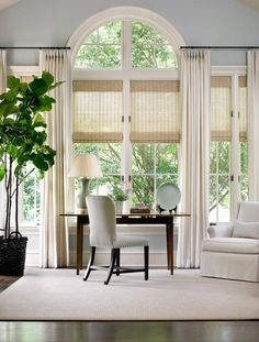 Long white curtains | Archives / Living Room Ideas | Pinterest ...