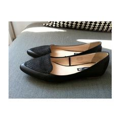 Black leather loafers from H GET THEM HERE > http://anywear.dk/product/loafers/hm/popul%C3%A6re-l%C3%A6derloafers-fra-hm