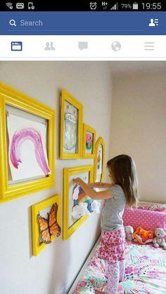 Beautiful Chalkboard Paint On Textured Walls