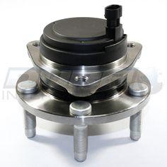 Dura International Front Wheel Bearing Hub Assembly 295-13280 Pontiac G8 Caprice #IAPDuraInternational #PontiacG8 #AmericanMuscle #RacingWorks