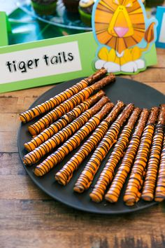 Jungle Party: Tiger Tails